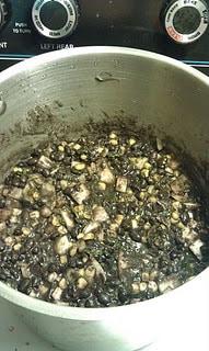 Low Amine Cajun Black Beans with Corn, Cilantro, and Onion photo