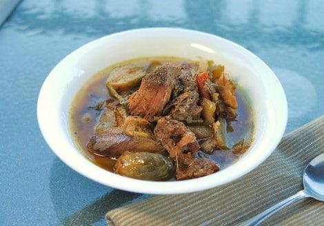 Curry Cumin Pot Roast (low-amine, gluten-free, soy-free, dairy-free, nut-free, tomato-free, nightshade-free, low-carb, paleo) photo
